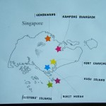 Singapore Tales map