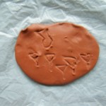 Kylie's clay tablet