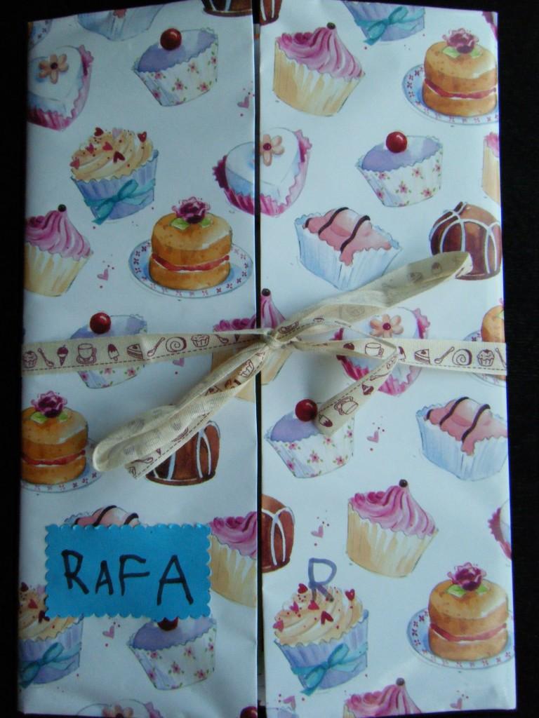 Rafa's baking lapbook-front