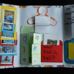 Rafa's baking lapbook-inside
