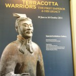 Terracotta Warriors exhibit