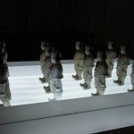 modern and stylish terracotta warriors (Justin Lee)