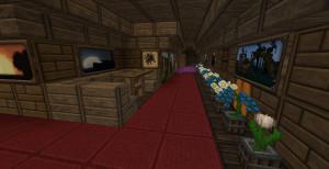 Breakfast Nook In Minecraft