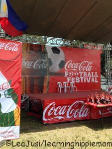 Coca-Cola Football Festival 2014