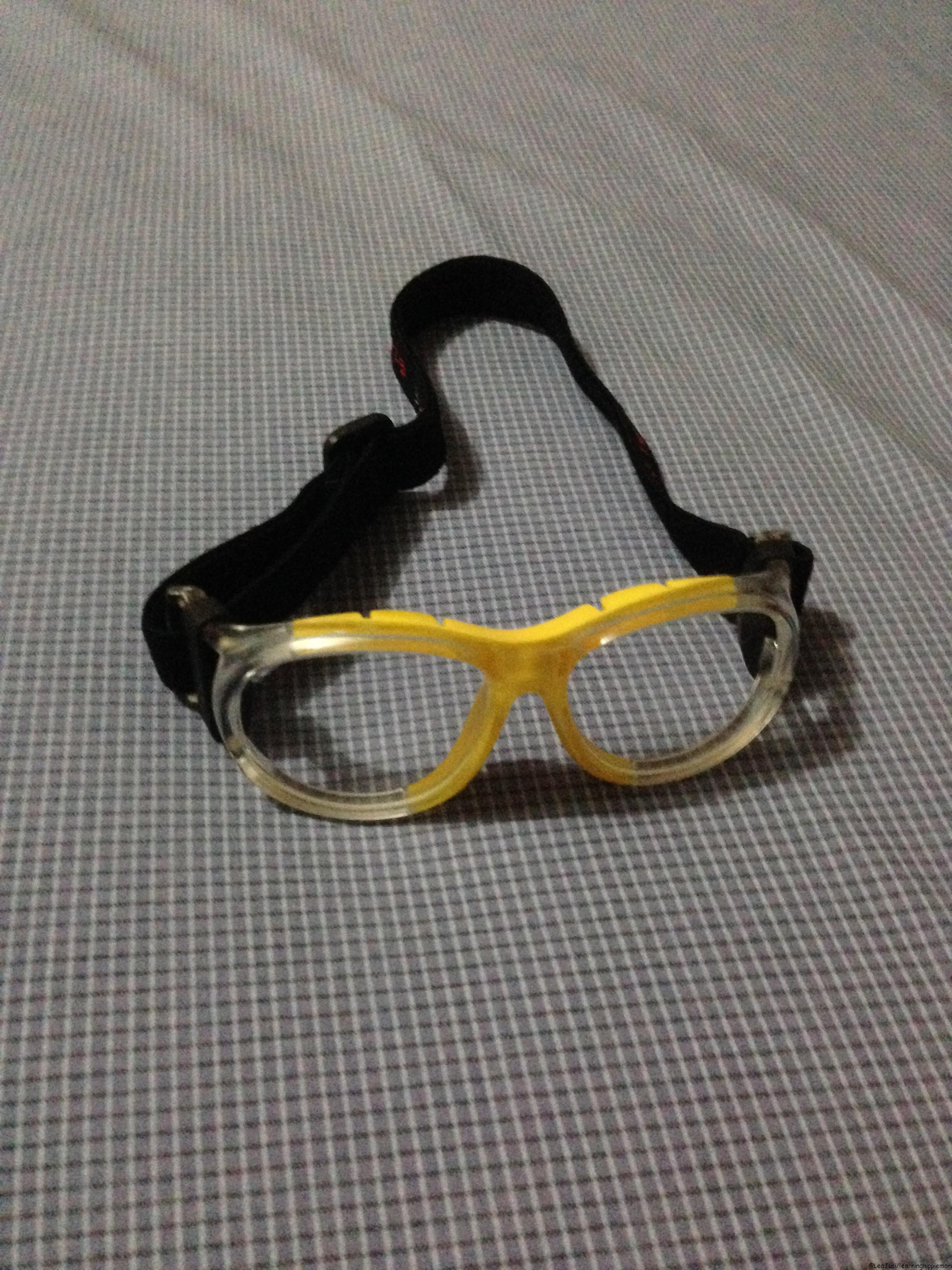 Sports frames for eyeglasses - Finally My Son Is Using Sports Goggles When Playing Basketball It Took Over A Year And Two Broken Eyeglass Frames For Me To Make This Choice