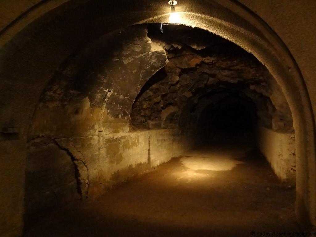 Inside Malinta Tunnel