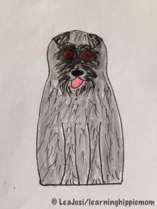 Matryoshka Dog 1