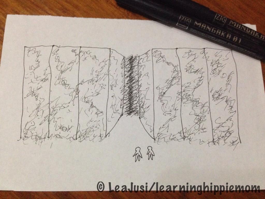 Maze Runner sketch 1