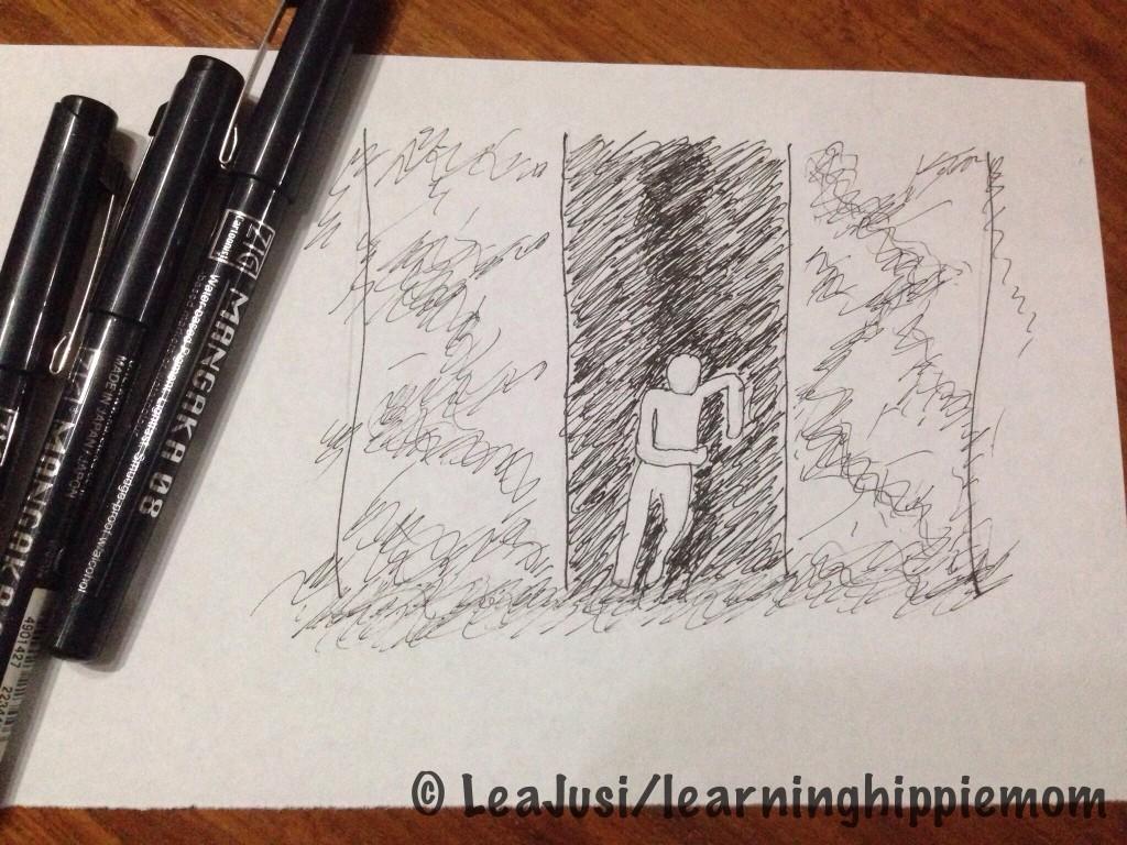 Maze Runner sketch 2