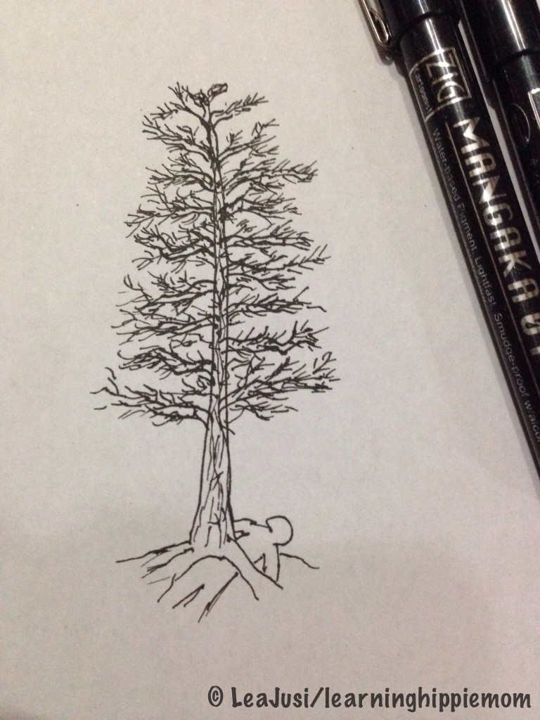 Thalia's Pine Tree (Percy Jackson and the Olympians: The Sea of Monsters)