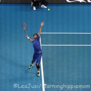 Day 3 Surprise for Manila team: Mark Philippoussis