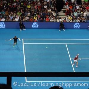 Murray-Flipkens mixed doubles