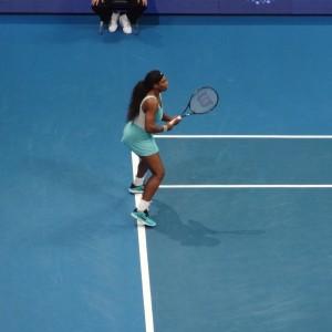 Day 3 Surprise for Singapore team: Serena Williams