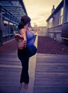 wc yoga shoot