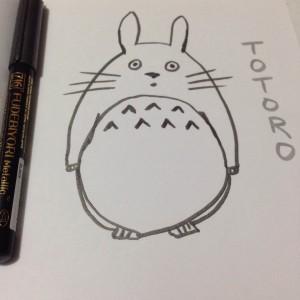 Mystical Creature: Totoro