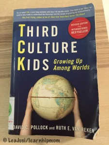 Third Culture Kids book
